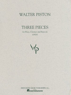 Walter Piston: Three Pieces