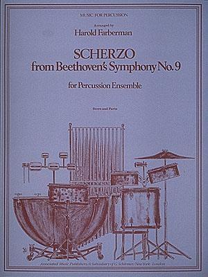 Ludwig van Beethoven: Scherzo from Beethoven's Ninth Symphony
