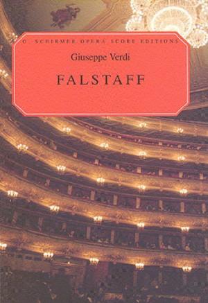 Giuseppe Verdi: Falstaff