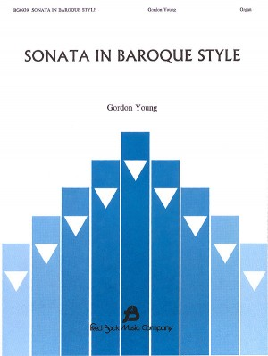 Gordon Young: Sonata in Baroque Style