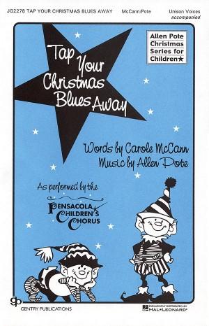 Allen Pote_Carol McCann: Tap Your Christmas Blues Away