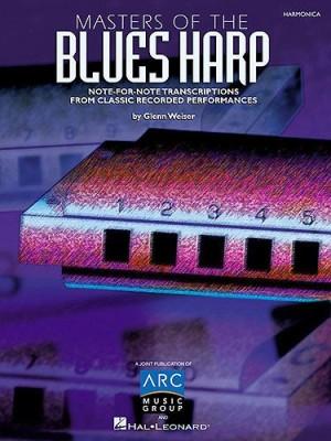 Glenn Weiser: Masters of the Blues Harp