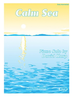 David Karp: Calm Sea