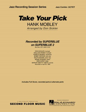 Hank Mobley: Take Your Pick