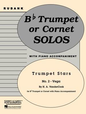 H.A. VanderCook: Vega (No. 2, VanderCook Trumpet Star Series)