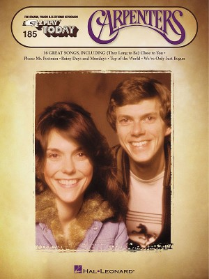 E-Z Play Today Volume 185: The Carpenters