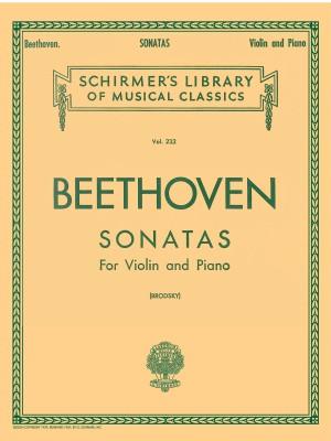 Ludwig van Beethoven: Sonatas For Violin And Piano