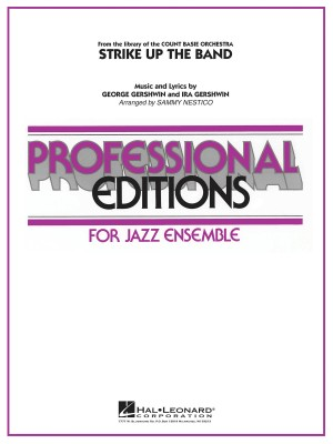 Ira Gershwin_George Gershwin: Strike Up the Band