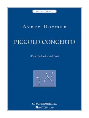 Avner Dorman - Piccolo Concerto (Piccolo/Piano)