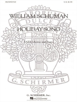 William Schuman: Holiday Song