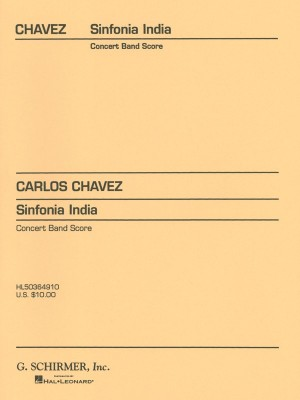 Carlos Chavez: Sinfonia India