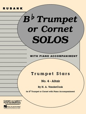 H.A. VanderCook: Altair - Vandercook Trumpet Series