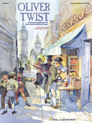 George L.O. Strid_Mary Donnelly: Oliver Twist (Musical)