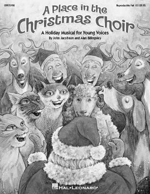 Alan Billingsley_John Jacobson: A Place in the Christmas Choir Musical