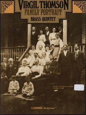 Virgil Thomson: Family Portrait