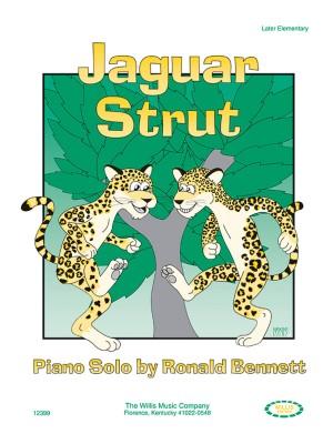 Ronald Bennett: Jaguar Strut
