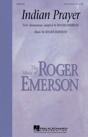 Roger Emerson: Indian Prayer