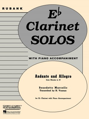 Benedetto Marcello: Andante and Allegro ( From Sonata in G )