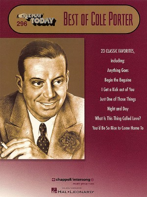 E-Z Play Today Volume 296: Best Of Cole Porter