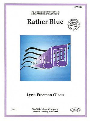 Lynn Freeman Olson: Rather Blue