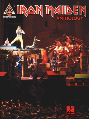 Iron Maiden Anthology - Guitar Tab