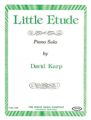 David Karp: Little Etude