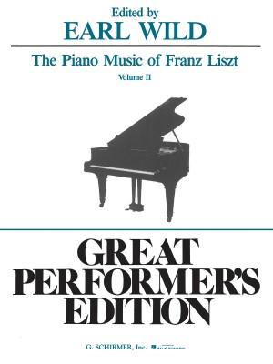 Franz Liszt: Piano Music of Franz Liszt - Volume 2