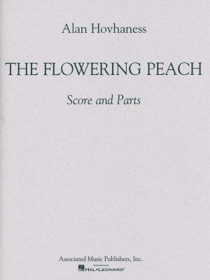 Alan Hovhaness: The Flowering Peach