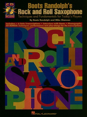 Boots Randolph_Mike Shannon: Boots Randolph's Rock & Roll Saxophone