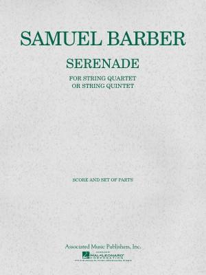 Samuel Barber: Serenade Op.1
