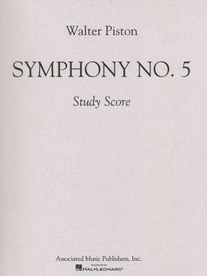 Walter Piston: Symphony No. 5