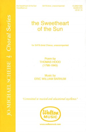 Eric William Barnum: The Sweetheart of the Sun