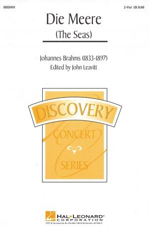 Johannes Brahms: Die Meere