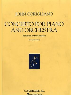 John Corigliano: Piano Concerto (2 Piano Reduction)