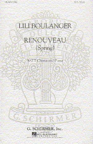Lili Boulanger: Renouveau