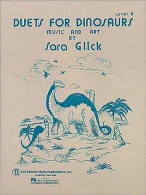 Deborah Glick: Duets for Dinosaurs, Level II