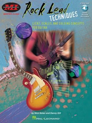 Danny Gill_Nick Nolan: Rock Lead Techniques