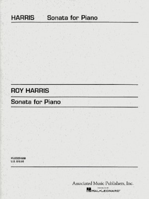 Roy Harris: Piano Sonata