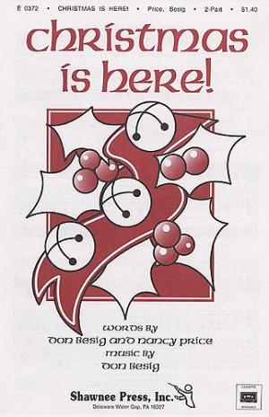 Don Besig_Nancy Price: Christmas Is Here!