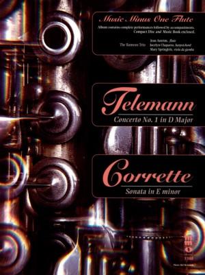 Flute Concerto no.1 in D - Sonata E-minor