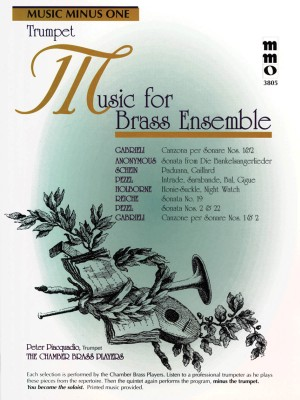 Music For Brass-Ensemble Product Image