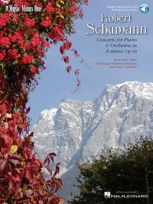 Music Minus One - Robert Schumann: Concerto In A Minor Op.54