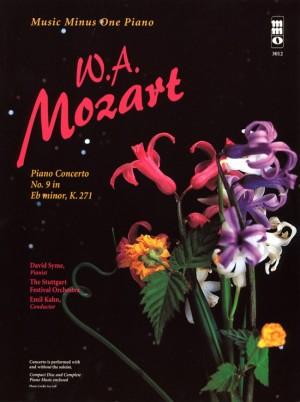 Music Minus One - W.A. Mozart: Concerto No.9 In E-Flat KV271