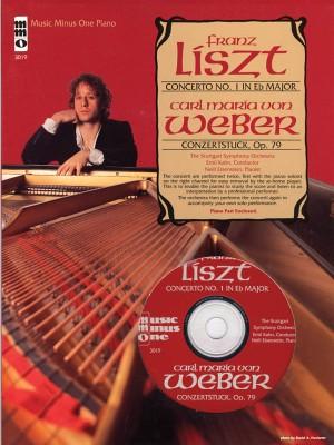 Music Minus One - Franz Liszt: Concerto No.1 In E-Flat S124&#x3B; Weber: Konzertstück Op.79