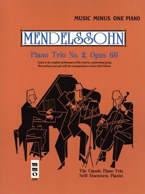 Music Minus One - Felix Mendelssohn: Piano Trio No.2 In C Minor Op.66