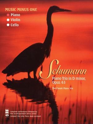 Music Minus One - Robert Schumann: Piano Trio No.1 In D Minor Op 63