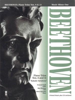 Ludwig van Beethoven: Piano Trios No. 8 and 11 Kakadu Variations