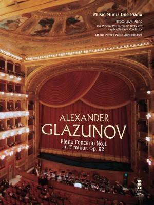 Music Minus One - Alexander Glazunov: Concerto No.1 In F Minor Op.92