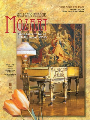 Music Minus One - W.A. Mozart: Concerto No.27 In B-Flat KV595