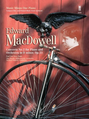 Music Minus One - Edward A. MacDowell: Concerto No.2 In D Minor Op.23